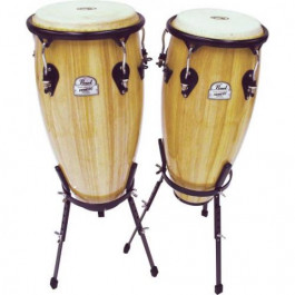 Congas Pearl -  WC202-511 Primero - Paire 10''+11'' Natural