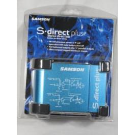 boite direct samson s.direct plus
