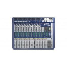 Table de mixage Analogique  soundcraft Signature 22