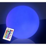Boule Lumineuse 50 cm sans fil