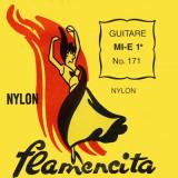 Jeu Flamencita pour guitare classique Savarez - 170